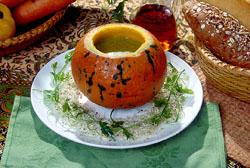 Burmese Leaf Soup