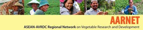 Link to AARNET: The ASEAN-AVRDC Regional Network on Vegetable Research and Development