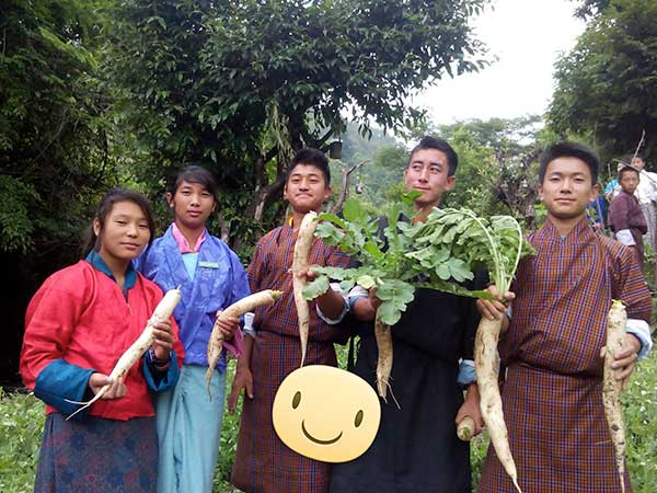 Bhutan_radish_Choki-Gyeltshen