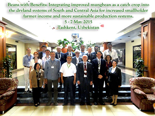 Mungbean workshop,6-7 May-2015_Uzbekistan_small