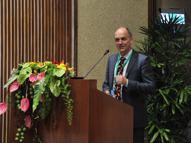Director General Marco Wopereis