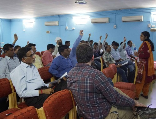 WorldVeg identifies training needs of the seed industry in India