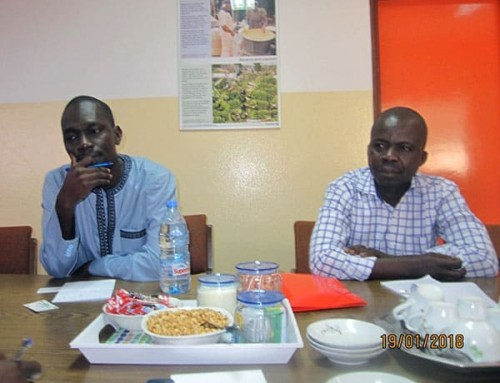 WorldVeg activities in Cameroon attract the interest of neighboring countries