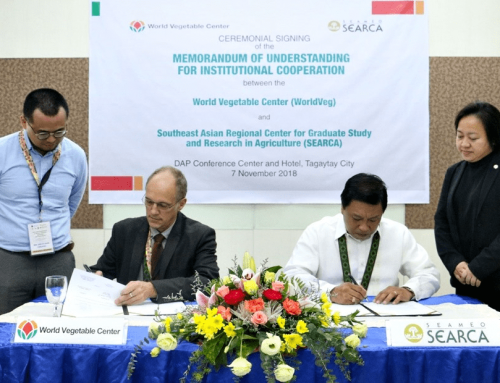 New partnership to address food and nutrition security in Asia