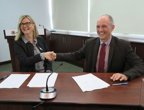 WorldVeg and ACIAR sign new agreement to guide future collaboration