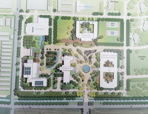 Taipei architecture firm wins contract for World Vegetable Center research infrastructure modernization