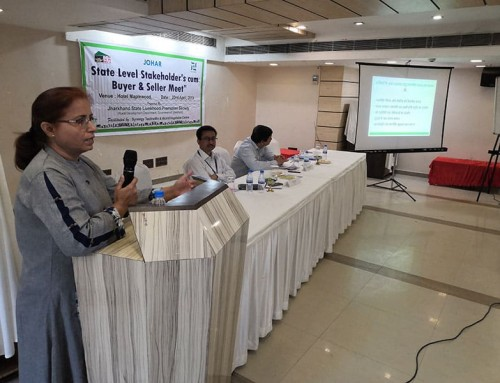 Improving farmer-to-market linkages